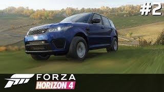 Forza Horizon 4 PC [#2] Ukradli mi AUTA i PIENIĄDZE! /z Skie
