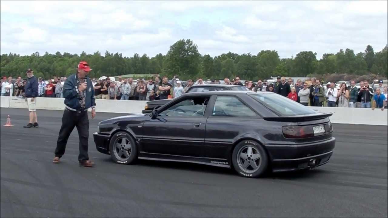 Forsberg 1000hk Audi S2 Power No Bullshit Raceday Youtube