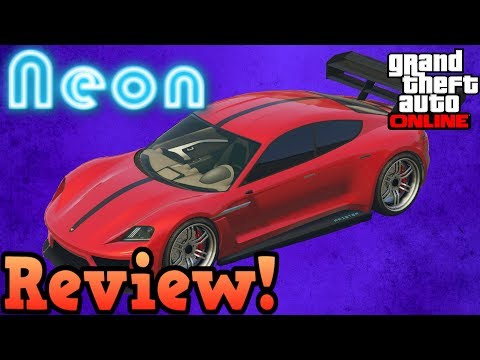 Pfister Neon review! - GTA Online guides