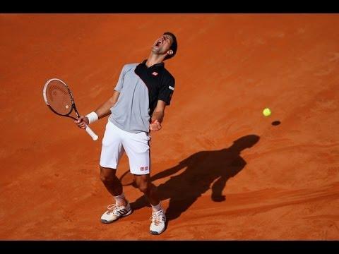 Novak Djokovic vs. Rafael Nadal Rome 2014 Final