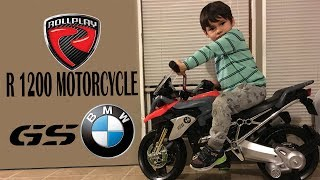 KID BMW R 1200 GS MOTORCYCLE 12.78 MB