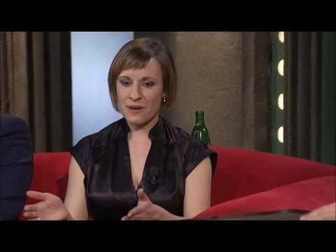 3. Lucie Hejbalová - Show Jana Krause 28. 2. 2014