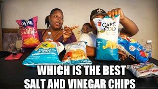 Which Brand Have The Best Salt & Vinegar Chips