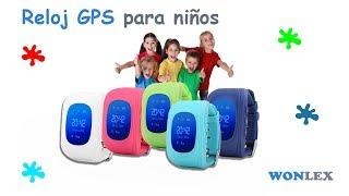 Reloj gps para niños Perú // Funcionamiento y configuración