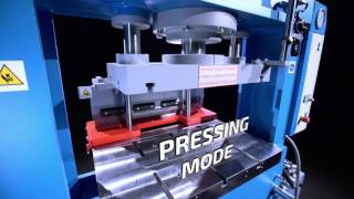 Sicmi Model PSL hydraulic bending press