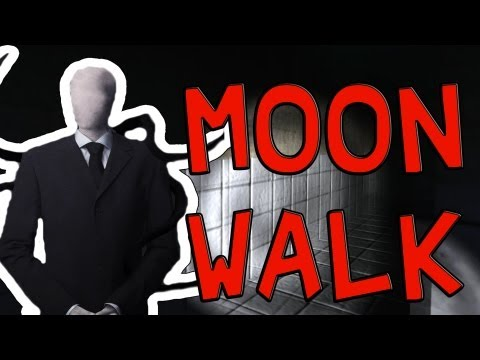 Slender - Moonwalk - Fala do Protagonista