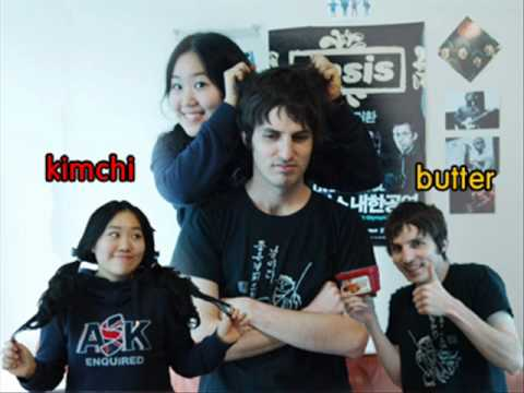 Kimchi and Butter on eFM - UCC Radio Interview