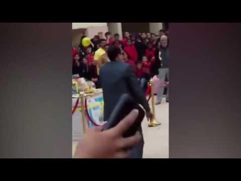 مدير مدرسة يرقص شعبى thumbnail
