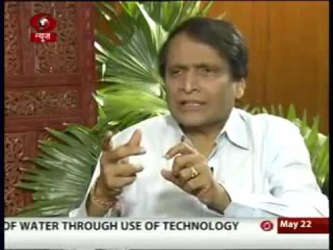 Two years of Government: Interview with Union Minister Suresh Prabhu