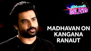 R.Madhavan Talks About Kangana Ranaut & The Song Saddi Galli | Diwali Beats