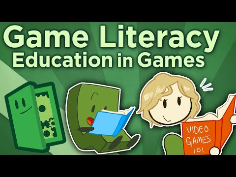 Game Literacy: Games In Education - Should We Teach Game Basics? - Extra Credits