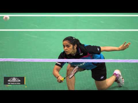 Ministry Received Saina's Application on Saturday: Sonowal - TOI