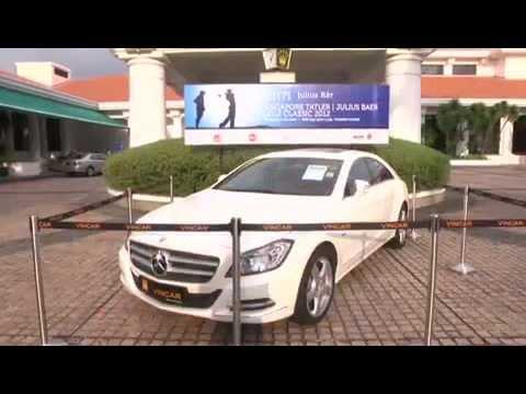 Highlights of the Singapore Tatler - Julius Baer Golf Classic 2012