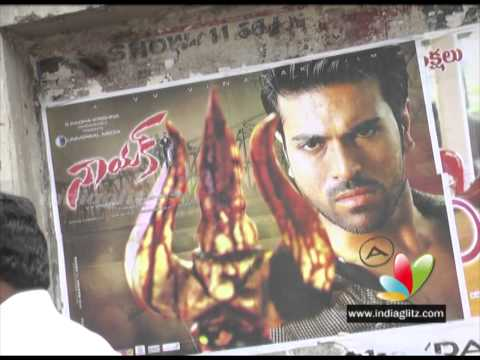 Naayak Hindi Dubbed | Double Attack Official Theatrical Trailer | Ram