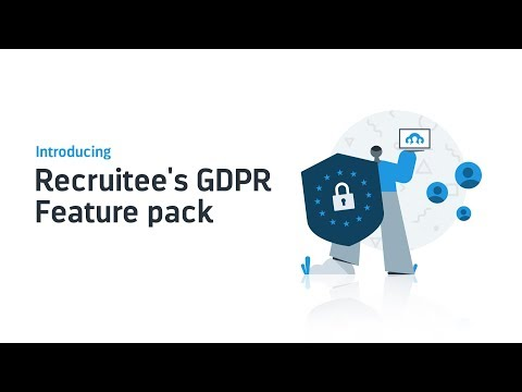 GDPR Features - Recruitee recruitment software