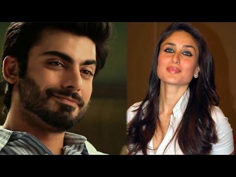 Kareena Kapoor Khan in film 'Gabbar' , Fawad Khan replaces Saif Ali Khan in a movie