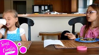 How We Teach our Kids Good Manners | Scott and Camber