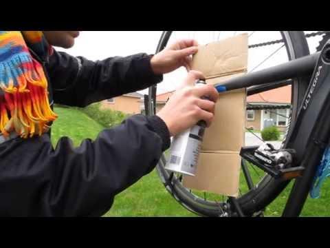 Fixing Bike Scratches (Emonda ALR 2016)