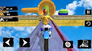 Jogos de Motos Para Crianças - Imposible Bike Race - Motos de Corrida