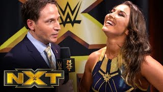 Tegan Nox wants to prove herself: NXT Exclusive, Oct. 16, 2019
