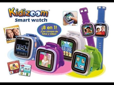 VTech Kidizoom smartwatch review - die coolste Kinderuhr auf dem Planeten