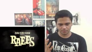 Raees Teaser Trailer Reaction | Shah Rukh Khan | Nawazuddin Siddiqui | Mahira Khan