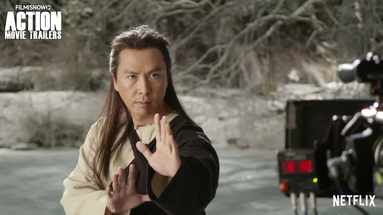 Donnie Yen in Crouching Tiger, Hidden Dragon: Sword Of Destiny - Action Featurette + Trailer [HD]