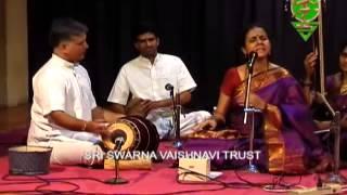 Gayathri Girish With Mysore V Srikanth Poongulam Subramanyam And Alathur T Rajaganesh