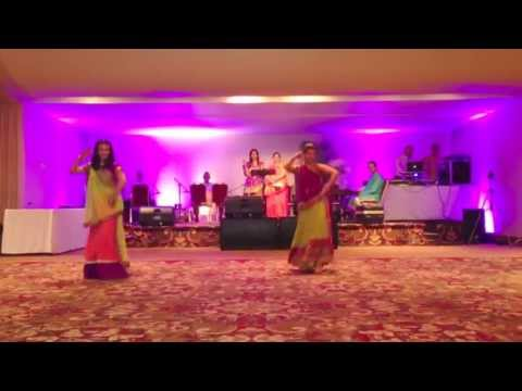 Neemas dance - Millie-Mayank Wedding