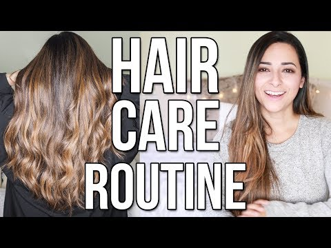 NEW HAIR CARE ROUTINE 2017 | Tips for Long and Healthy Hair | Ysis Lorenna