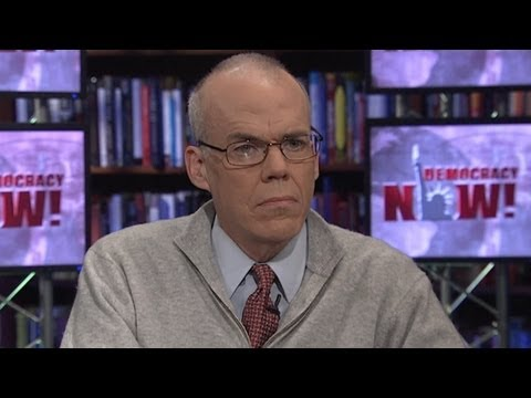 Bill McKibben: Obama Can Salvage His Climate Legacy by Rejecting Keystone XL Oil Pipeline