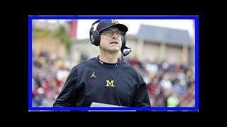 Breaking News | Sports betting: Lay points in Michigan-Notre Dame? | Big Ten football season-openin