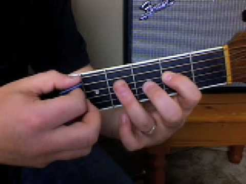Acoustic Blues Guitar  Playing Boogie