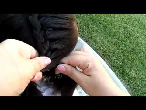 Braided Headband / Trenza Diadema