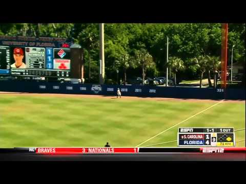 04/13/2013 South Carolina vs Florida Baseball Highlights