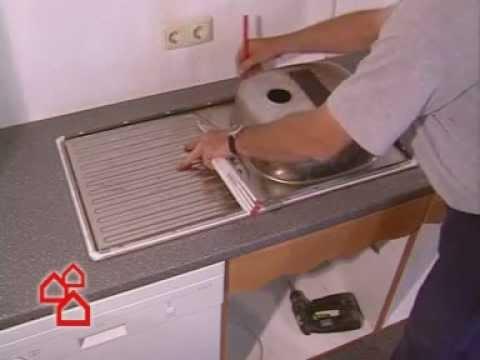BAUHAUS TV - Einbau Einer Spüle
