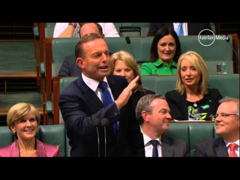 Tony Abbott reacts to LNP Qld holding Int Women's Day at men only membership club