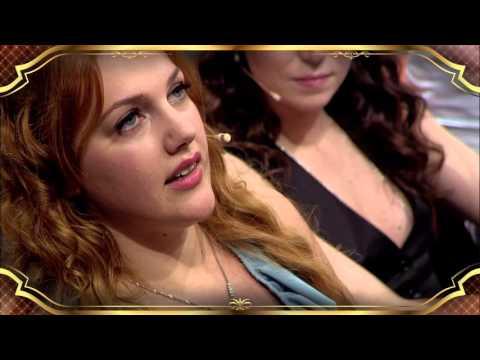 Beyaz Show - Meryem Uzerli'den Eğlenceli Kasap Havası (04.03.2016)