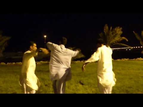Niazi Dance In Bahrain At Saudi Bridge by Mani Khan