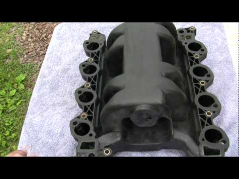 REVIEW OF 1997  LINCOLN TOWN CAR 4.6 DORMAN INTAKE MANIFOLD  REPLACEMENT