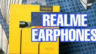 REALME EARPHONES UNBOXING || GREAT BUDGET EARPHONES??????? 🔥 🔥 🔥 🔥 🔥 🔥 🔥