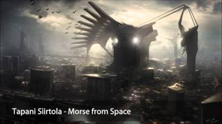 Tapani Siirtola - Morse from Space