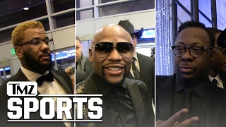 FLOYD MAYWEATHER -- 40TH BIRTHDAY BASH...Features Mariah and Bieber | TMZ Sports