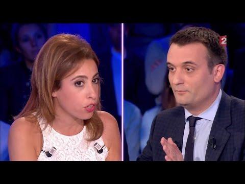 """Florian Philippot: """"Six mois après l'élection de Marine Le Pen, on retrouvera une monnaie nationale"""""""