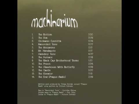 The End (Prague Radio) - Machinarium [music]
