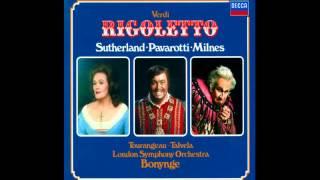 Verdi E Il Sol Dell 39 Anima Rigoletto Luciano Pavarotti Joan Sutherland 432hz