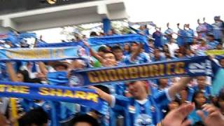 Chonburi FC vs Osotspa Thailand Premiere League 2010  (2)