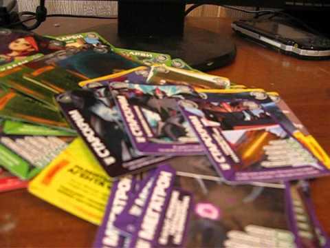 Моя коллекция карточек трансформеры прайм