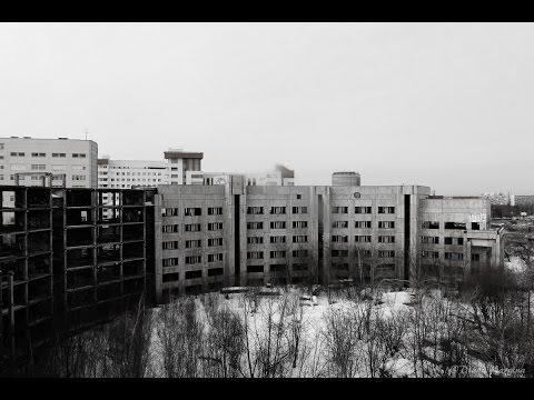 Тайны Каширской Заброшенной Больницы(КЗБ).-РУССКИЕ ТАЙНЫ