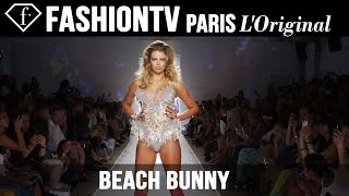 Beach Bunny Swimwear ft The Blonds | Miami Swim Fashion Week Summer 2015 | Bikini Models | FashionTV
